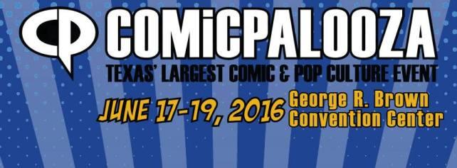 comicpalooza 2016