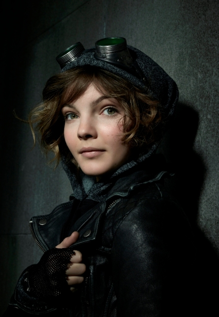 GOTHAM: Camren Bicondova as Selina Kyle. GOTHAM premieres Monday, Sept. 22 (8:00-9:00 PM ET/PT) on FOX. ©2014 Fox Broadcasting Co. Cr: Michael Lavine/FOX